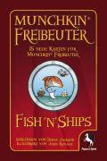 Munchkin Freibeuter: Fish-n-Ships Booster