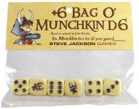 Munchkin Würfel: D6 Bag