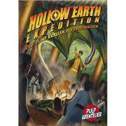 Die fünf Krallen des Jadedrachen - Hollow Earth
