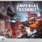 Star Wars - Imperial Assault: Brettspiel