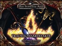 Spielkartenset: Aventurische Magie (Traditionsartefakte) - DSA5