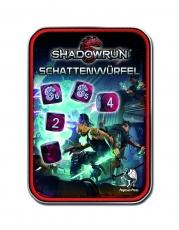 Shadowrun Würfelset (rot)