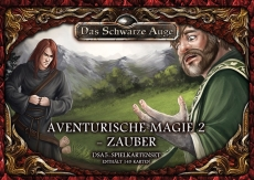 Spielkartenset: Aventurische Magie 2 (Zauber) - DSA5