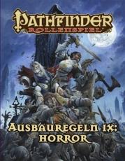 Pathfinder Ausbauregeln 9: Horror (Taschenbuch)