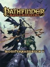 Pathfinder Monsterhandbuch 5 (Taschenbuch)