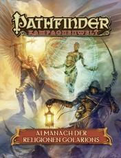 Almanach der Religionen Golarions - Pathfinder
