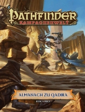 Almanach zu Quadira - Pathfinder