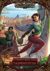 Aventurisches Kompendium 2 (Hardcover) - DSA5