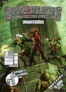Dungeonslayers - Charakterbögenblock