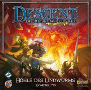 Descent: Die Höhle des Lindwurms