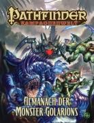 Almanach der Monster Golarions - Pathfinder