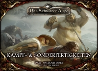 Spielkartenset: Kampf- & Sonderfertigkeiten - DSA5
