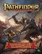 Almanach der Kampfkünste - Pathfinder