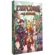 Deponia: Das Rollenspiel - Fate