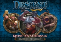 Descent Helden- und Monster-Set: Krone des Schicksals