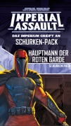 Star Wars - Imperial Assault: Hauptmann der Roten Garde