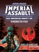 Star Wars - Imperial Assault: Rebellen-Saboteure