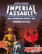 Star Wars - Imperial Assault: R2-D2 und C-3PO