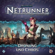 Android Netrunner LCG: Ordnung und Chaos
