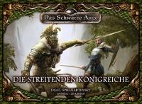 Spielkartenset: Die Streitenden Königreiche - DSA5