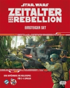 Zeitalter der Rebellion: Einsteigerset - Star Wars Rollenspiel