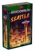 Seattle: Stadt der Schatten (Box) - Shadowrun