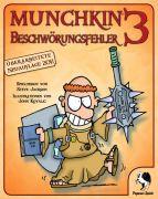 Munchkin 3: Beschwörungsfehler